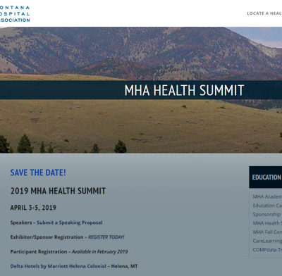 2019 MHA HEALTH SUMMIT
