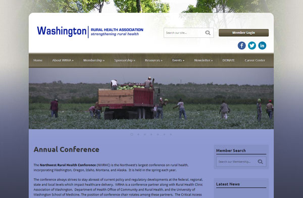 Northwest Rural Health Conference